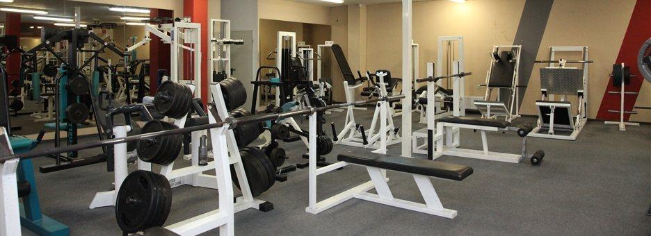 Športni center Fit & Fun - najbolj opremljeni fitness v Novem mestu!\