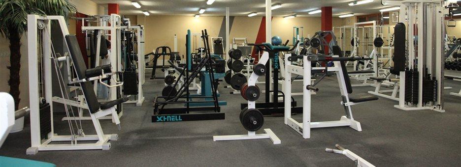 Športni center Fit & Fun - najstarejši fitness v Novem mestu!\