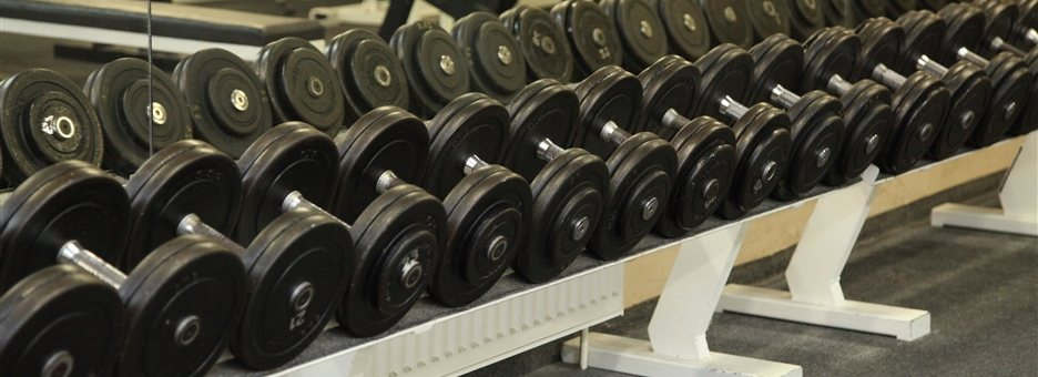 Športni center Fit & Fun -fitness s preko 650m2 vadbenih površin!\